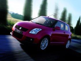 Ver foto 4 de Suzuki Swift Sport 2005