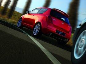 Ver foto 3 de Suzuki Swift Sport 2005