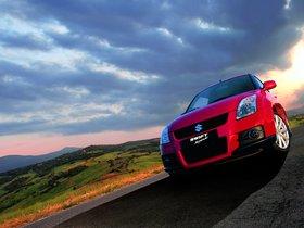 Ver foto 2 de Suzuki Swift Sport 2005