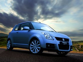 Fotos de Suzuki Swift Sport 2005