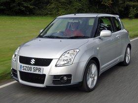 Ver foto 12 de Suzuki Swift Sport 2005