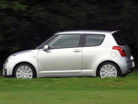 Ver foto 11 de Suzuki Swift Sport 2005