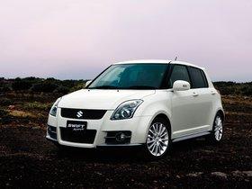 Ver foto 10 de Suzuki Swift Sport 2005