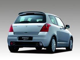 Ver foto 8 de Suzuki Swift Sport 2005