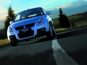 Ver foto 7 de Suzuki Swift Sport 2005
