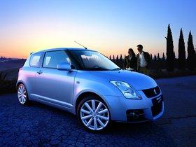 Ver foto 6 de Suzuki Swift Sport 2005