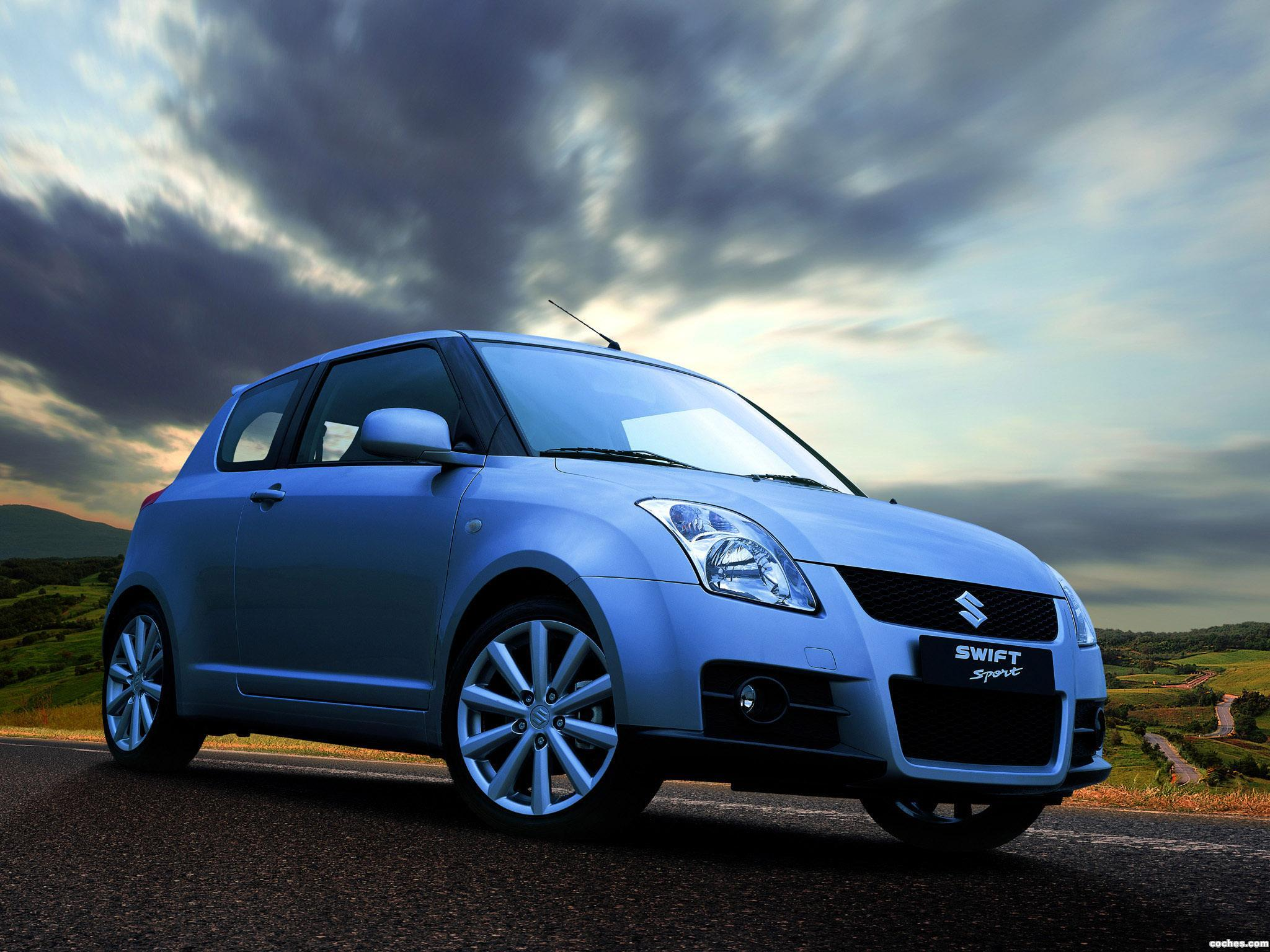 Foto 0 de Suzuki Swift Sport 2005