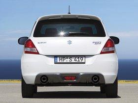Ver foto 25 de Suzuki Swift Sport 2011