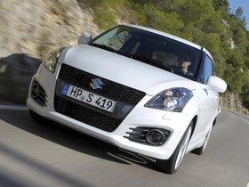Ver foto 23 de Suzuki Swift Sport 2011