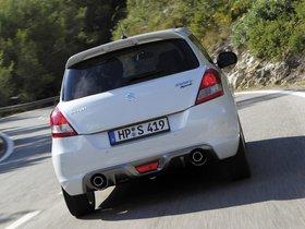 Ver foto 22 de Suzuki Swift Sport 2011