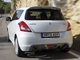 Ver foto 21 de Suzuki Swift Sport 2011