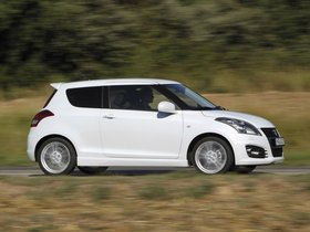 Ver foto 20 de Suzuki Swift Sport 2011