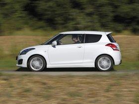 Ver foto 19 de Suzuki Swift Sport 2011