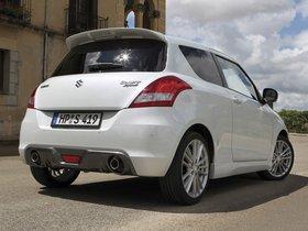Ver foto 14 de Suzuki Swift Sport 2011
