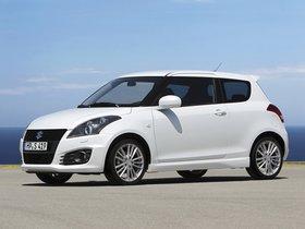 Ver foto 10 de Suzuki Swift Sport 2011
