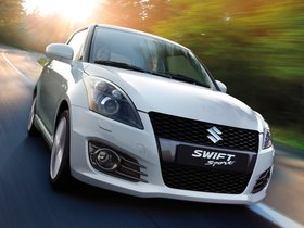Fotos de Suzuki Swift Sport 2011