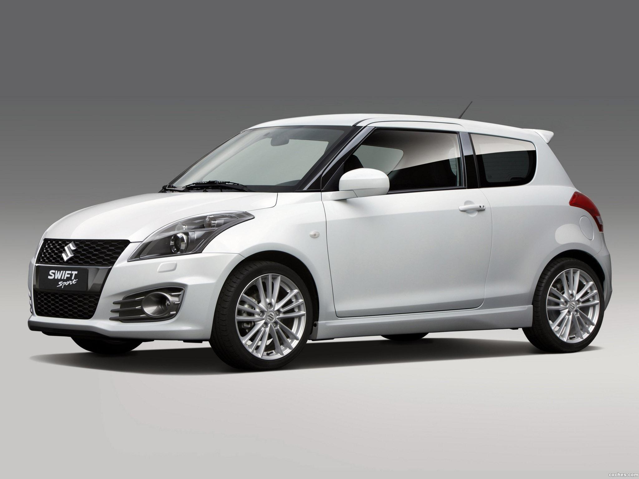 Foto 5 de Suzuki Swift Sport 2011