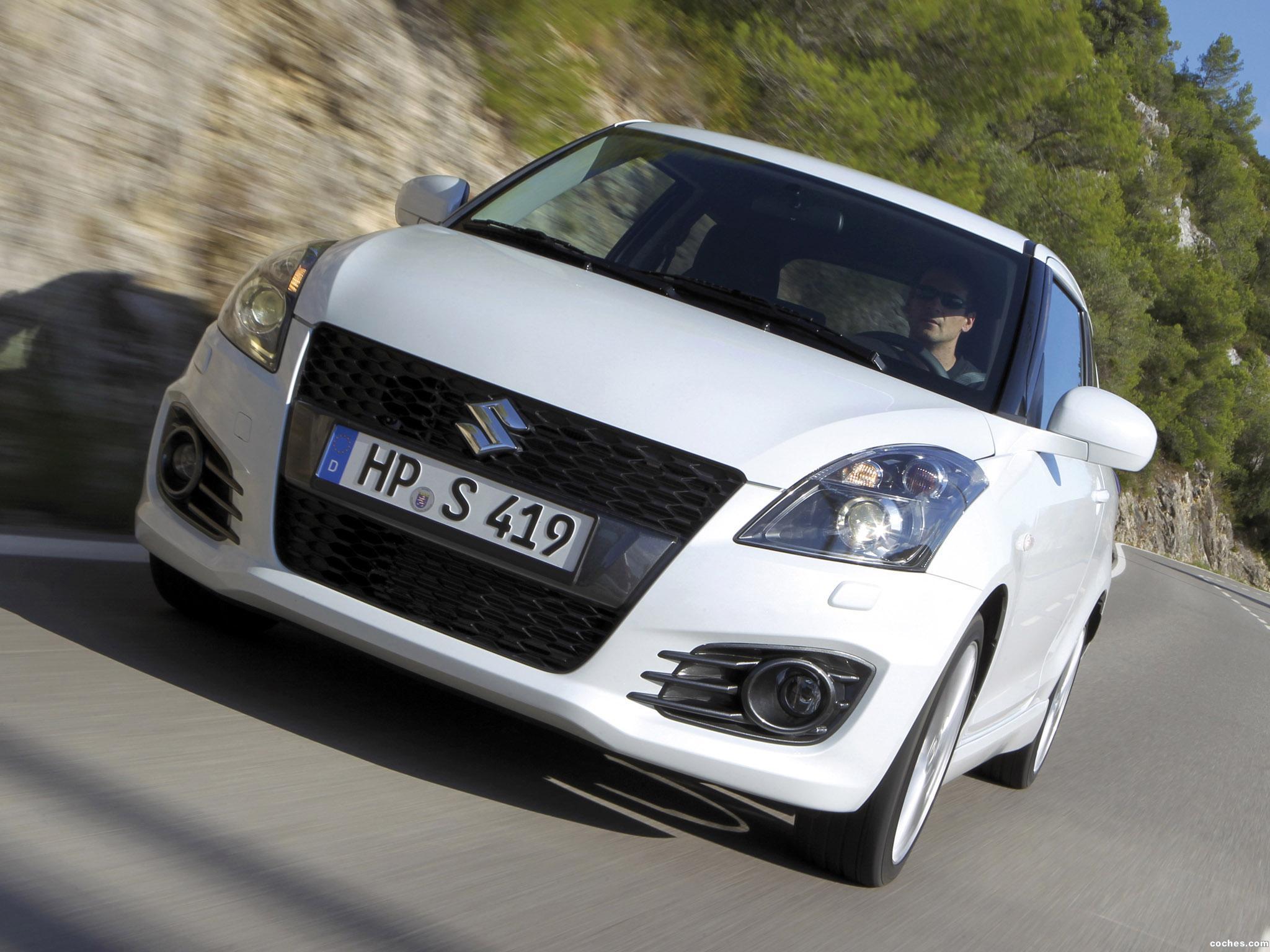 Foto 22 de Suzuki Swift Sport 2011