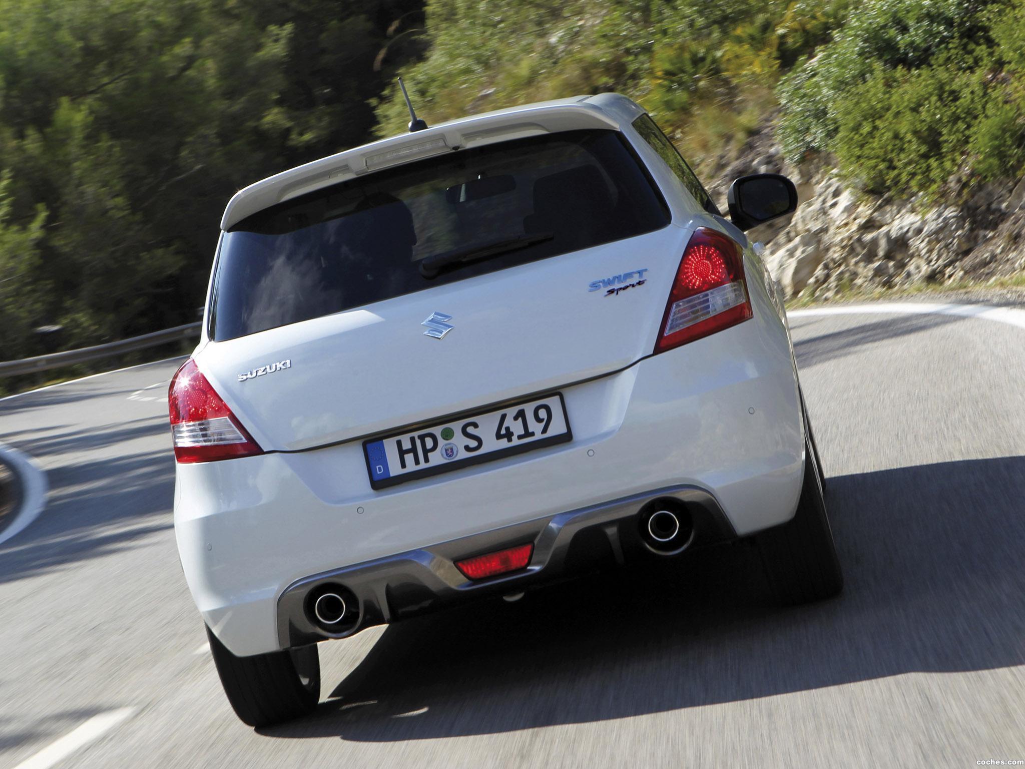 Foto 21 de Suzuki Swift Sport 2011