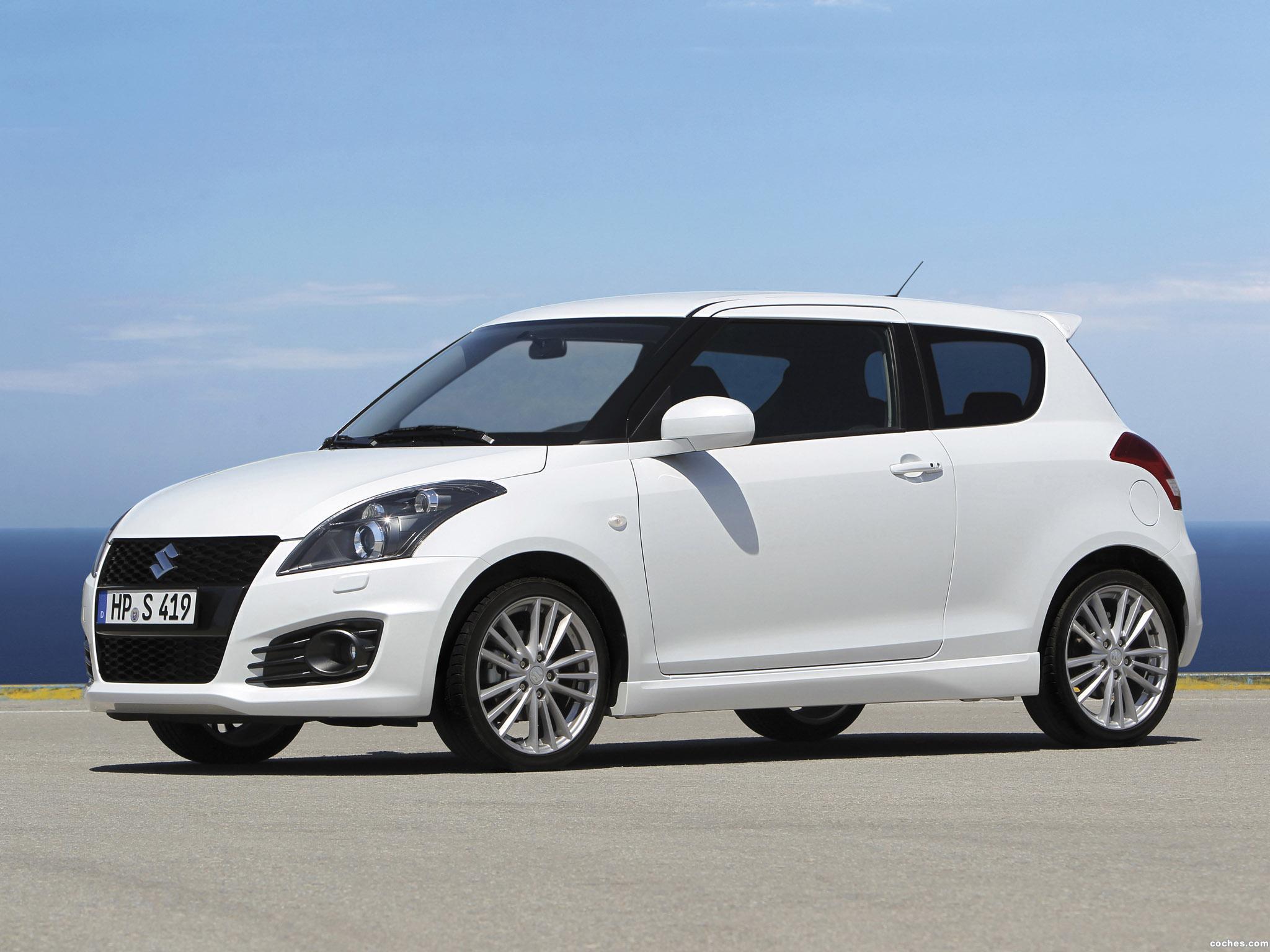 Foto 9 de Suzuki Swift Sport 2011