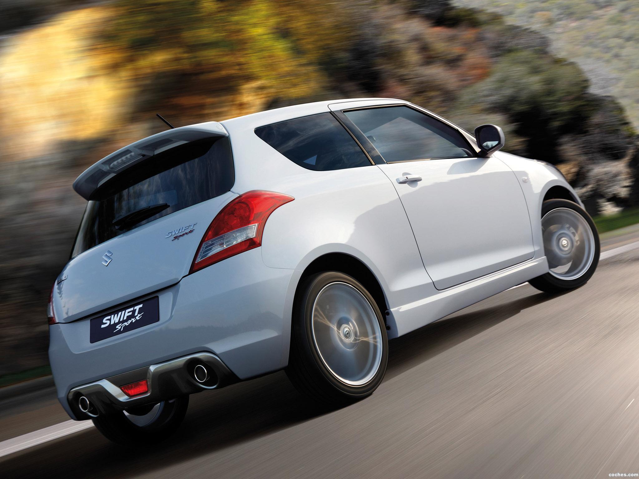 Foto 2 de Suzuki Swift Sport 2011