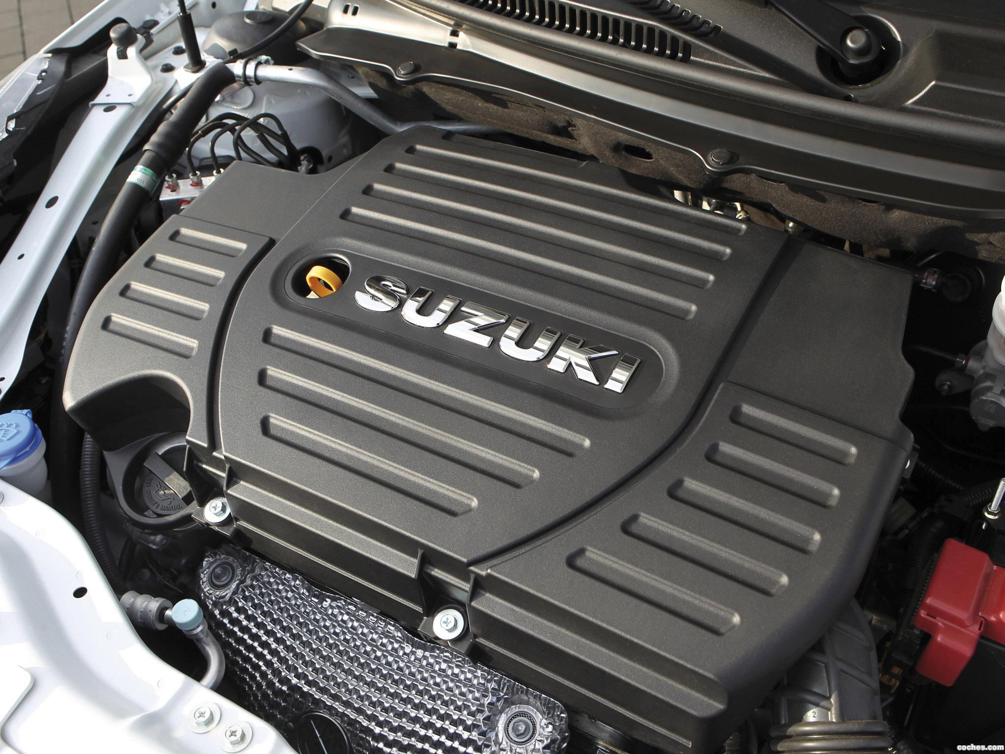 Foto 26 de Suzuki Swift Sport 2011