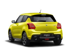 Ver foto 3 de Suzuki Swift Sport  2017