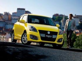 Ver foto 2 de Suzuki Swift Sport 5 puertas 2013