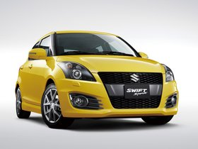 Ver foto 8 de Suzuki Swift Sport 5 puertas 2013