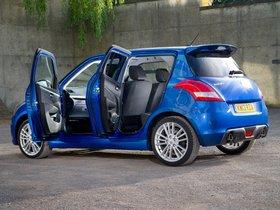 Ver foto 6 de Suzuki Swift Sport 5 puertas UK