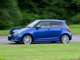 Ver foto 5 de Suzuki Swift Sport 5 puertas UK