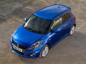Ver foto 4 de Suzuki Swift Sport 5 puertas UK
