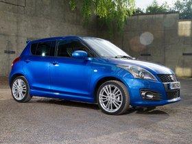 Ver foto 3 de Suzuki Swift Sport 5 puertas UK