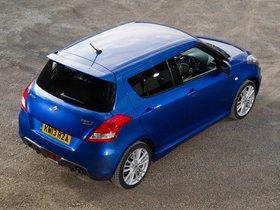 Ver foto 2 de Suzuki Swift Sport 5 puertas UK