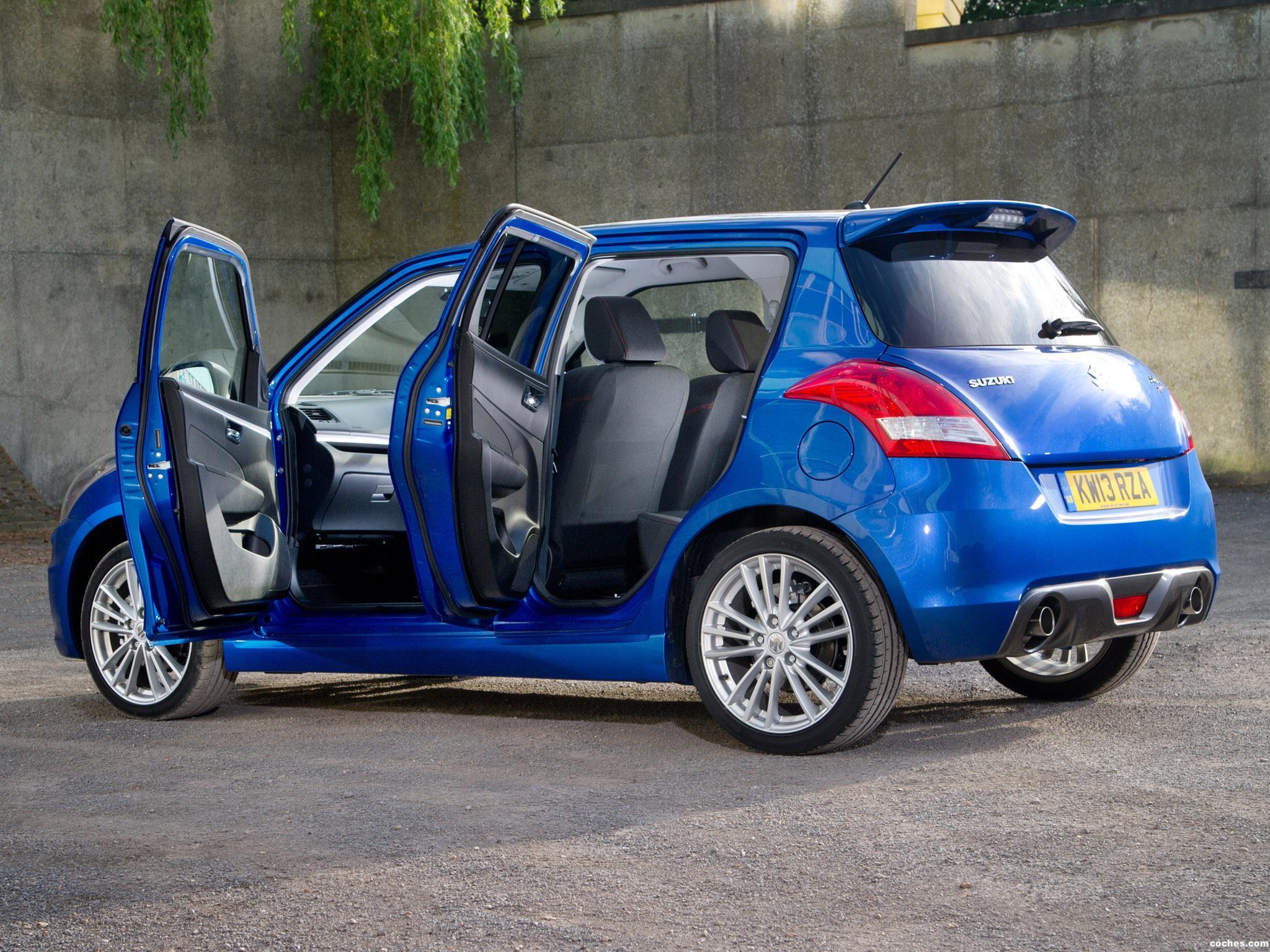 Foto 5 de Suzuki Swift Sport 5 puertas UK