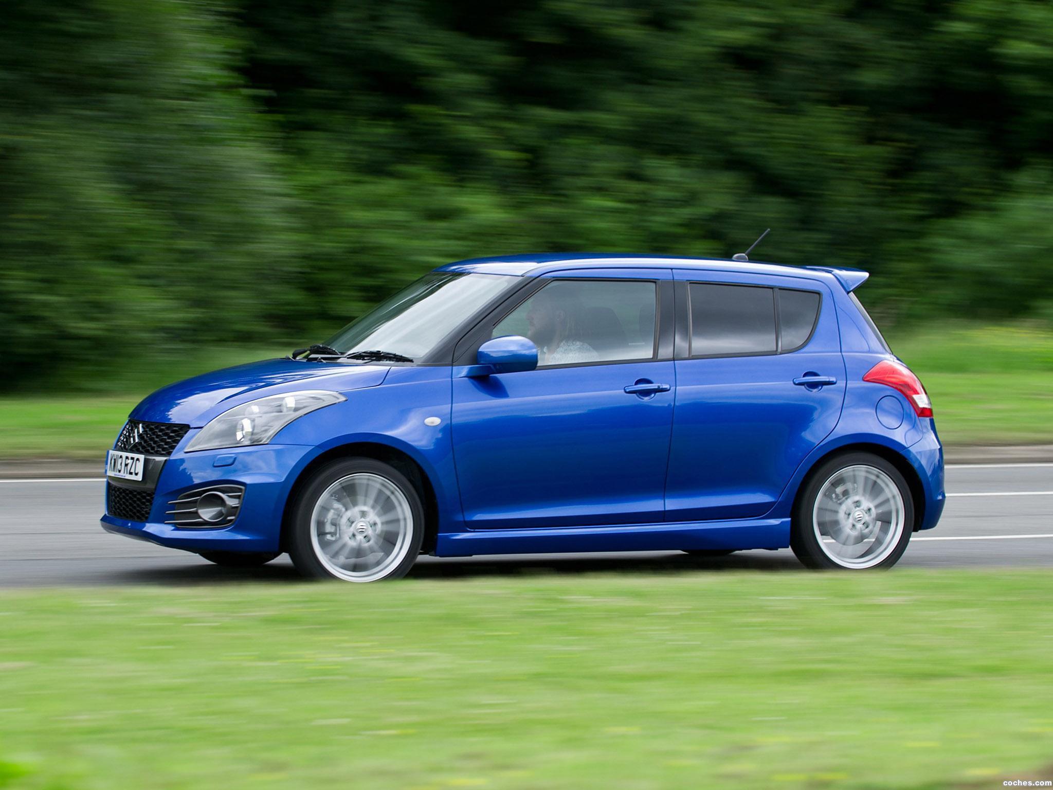 Foto 4 de Suzuki Swift Sport 5 puertas UK