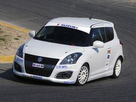 Ver foto 12 de Suzuki Swift Sport Gruppo N 2012