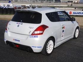 Ver foto 2 de Suzuki Swift Sport Gruppo N 2012