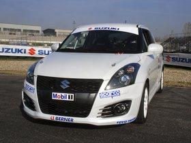 Fotos de Suzuki Swift Sport Gruppo N 2012