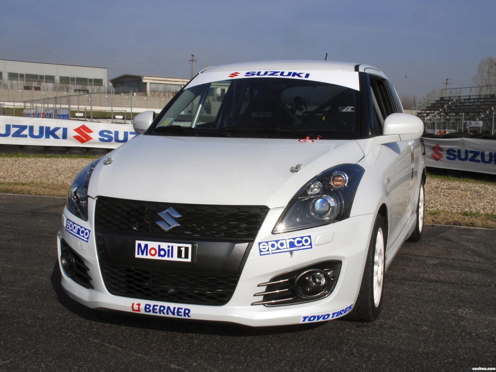 Foto 0 de Suzuki Swift Sport Gruppo N 2012