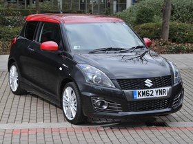 Ver foto 5 de Suzuki Swift Sport SZ-R Limited Edition UK  2013