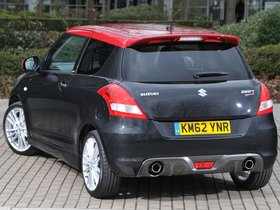 Ver foto 4 de Suzuki Swift Sport SZ-R Limited Edition UK  2013