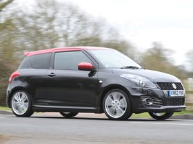 Ver foto 3 de Suzuki Swift Sport SZ-R Limited Edition UK  2013