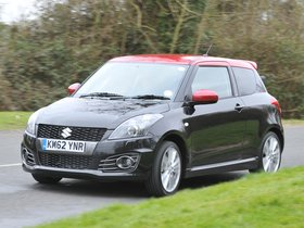 Ver foto 1 de Suzuki Swift Sport SZ-R Limited Edition UK  2013