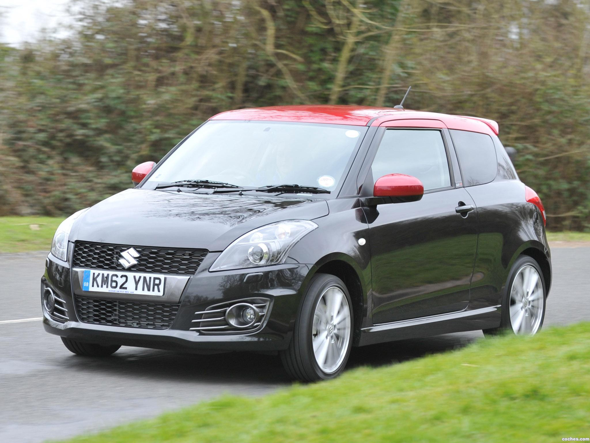 Foto 0 de Suzuki Swift Sport SZ-R Limited Edition UK  2013