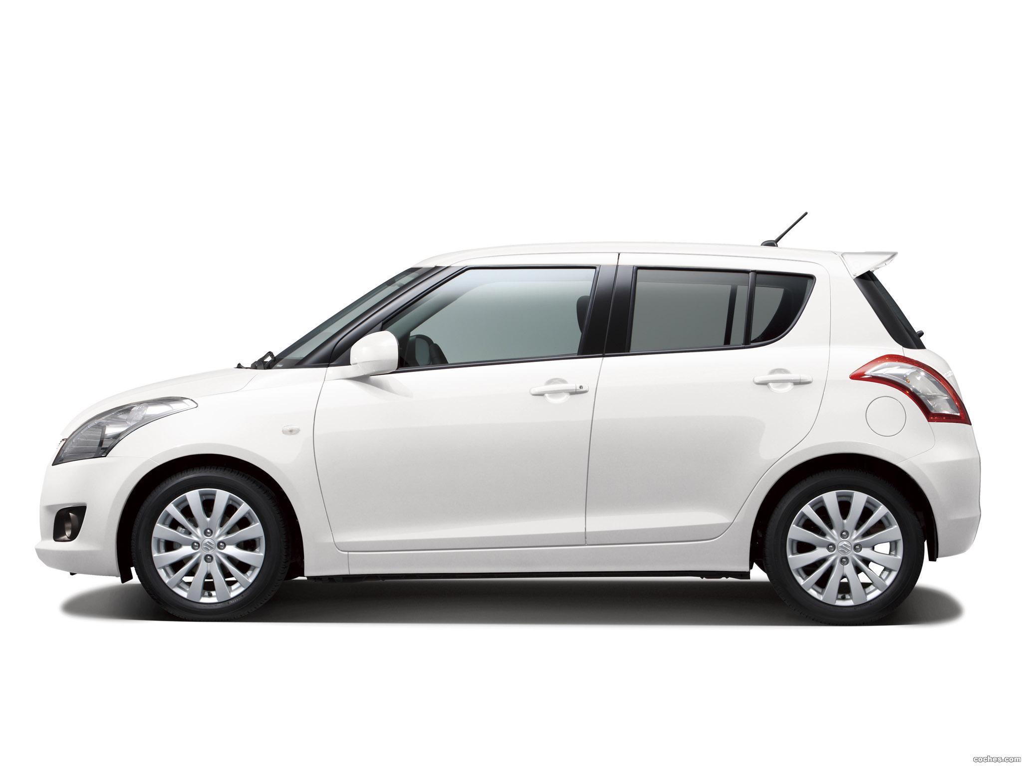 Foto 2 de Suzuki Swift Style-S 2012