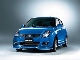 Ver foto 2 de Suzuki Swift XG Aero 2008