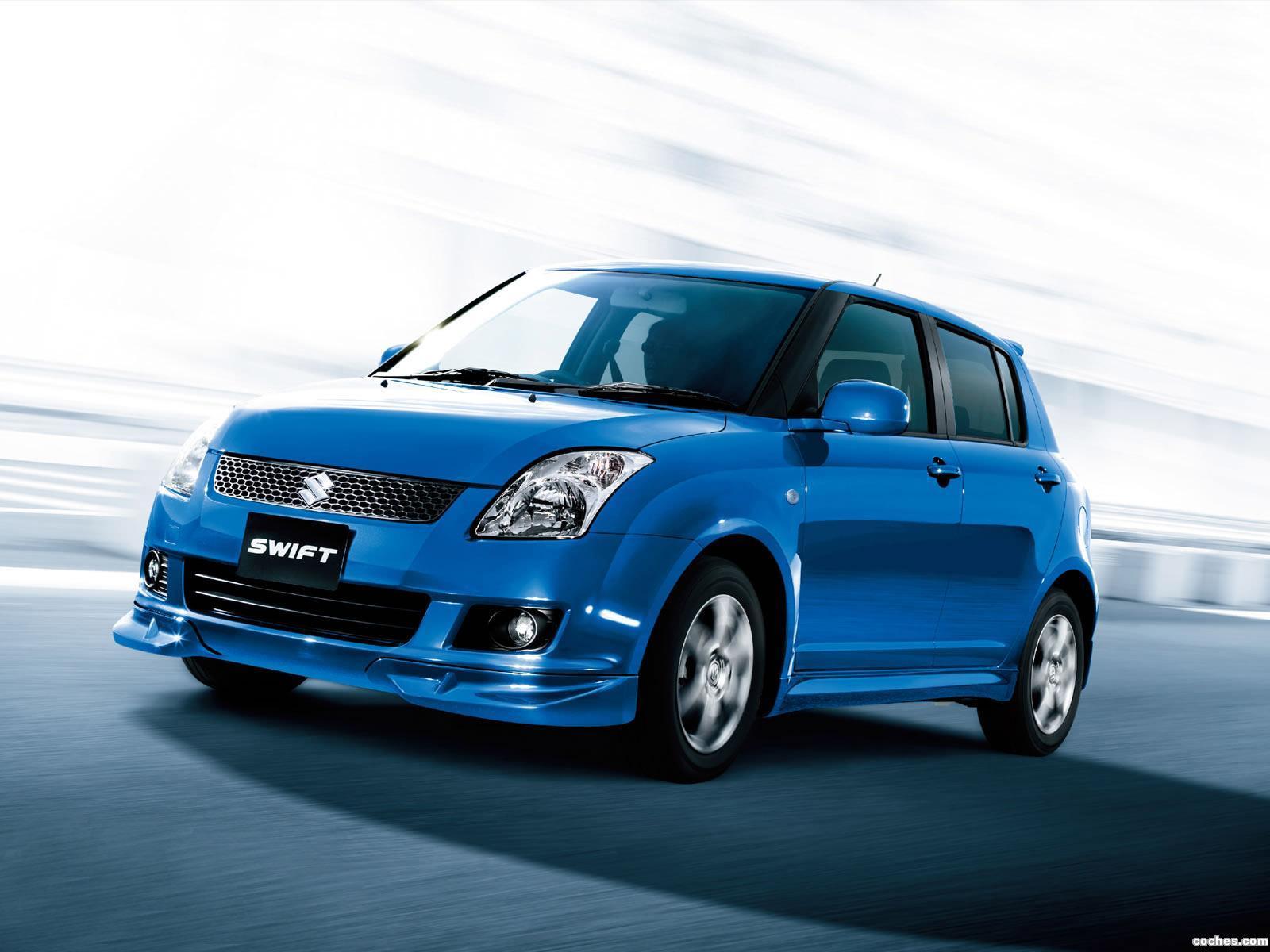 Foto 0 de Suzuki Swift XG Aero 2008