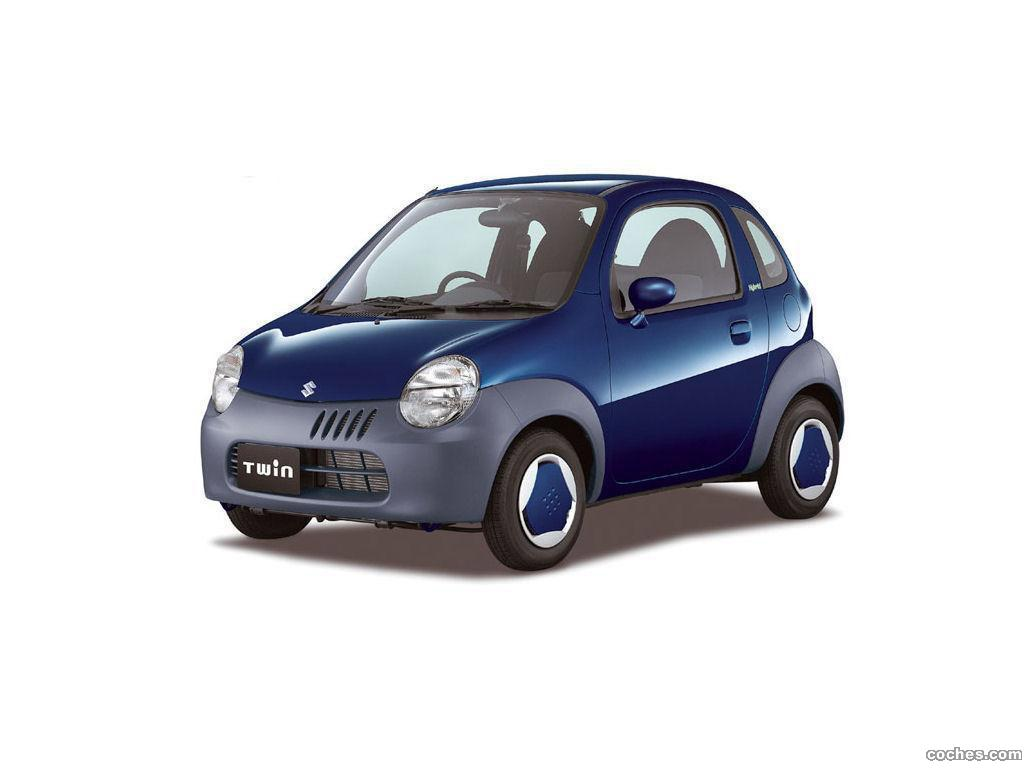 Foto 0 de Suzuki Twin 2003