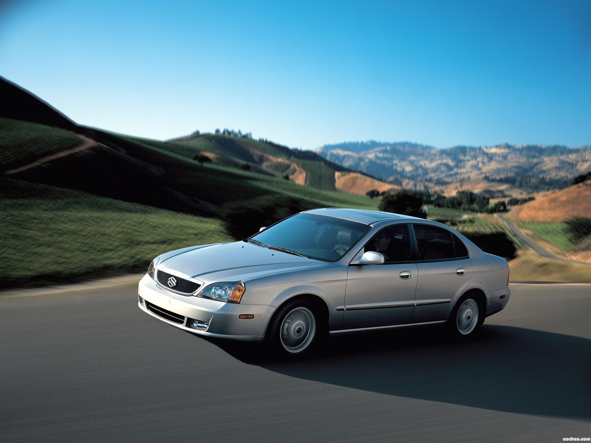 Foto 0 de Suzuki Verona  2000